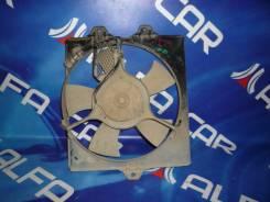 Диффузор радиатора, левый