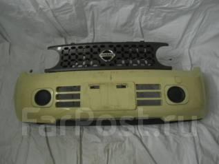Бампер. Nissan Cube, BNZ11, YZ11, BZ11
