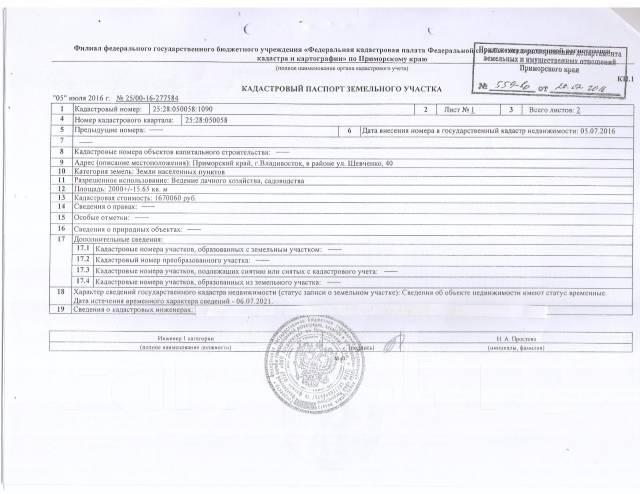 20 соток, собственность, р-н Черной речки, ул. Шевченко. 2 000 кв.м., собственность, от частного лица (собственник). Документ на объект для покупател...