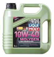 Liqui moly. Вязкость 10W-40, синтетическое