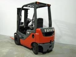 Toyota 8FD15. Toyota 62-8FD15, 1 500 кг. Под заказ