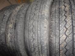 Bridgestone R600. Летние, 2001 год, износ: 10%, 4 шт