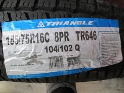 Triangle Group TR646. Летние, 2016 год, без износа, 4 шт