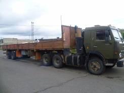 Камаз 5410. + полуприцеп 12 метров, 20 000 кг.