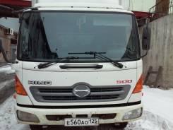Hino 500. Продается грузовой рефрижератор , 7 684 куб. см., 7 000 кг.