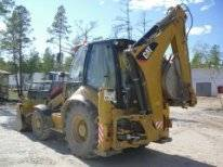 Caterpillar 432E. Продаётся экскаватор-погрузчик САТ-432Е, 4 400 куб. см., 0,33куб. м.
