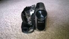 Sony DCR-HC52E. Менее 4-х Мп, с объективом