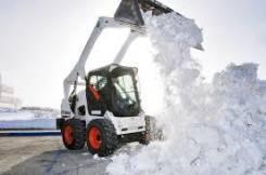 Уборка снега Техникой/Вручную