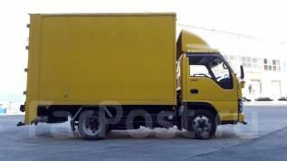 Isuzu Elf. Продаётся мебельный фургон Isuzu - ELF 2005 года 4 WD 2 тонны, 4 800 куб. см., 2 000 кг.