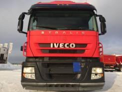 Iveco Stralis. 62T, 440 E5, 2008, 428327 км, 10 000 куб. см., 17 000 кг.