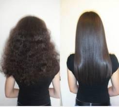 Кератиновое восстановление , ботокс и нанопластика волос по акции! Имаго