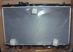 Радиатор охлаждения двигателя. Toyota Celica, ST202, ST203, ST204, ST205 Toyota Carina ED, ST202, ST201, ST203, ST200, ST205 Toyota Corona Exiv, ST201...