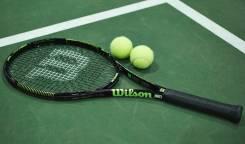 Ракетки для большого тенниса.