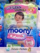 Moony. 6-11 кг 58 шт