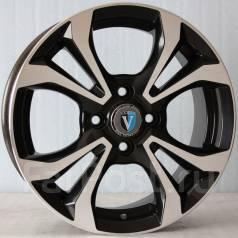 Новые литые диски Venti R15 4-100. 6.0x15, 4x100.00, ET46, ЦО 54,1мм.