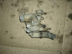 Корпус термостата. Toyota Dyna, BU60 Двигатель B