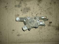 Корпус термостата. Toyota Corolla, EE103V, EE103 Двигатель 5EFE