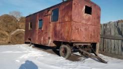 Вниистройдормаш. Продам вагон бытовка., 2 000кг.
