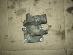 Корпус термостата. Mitsubishi Canter, FE301B Двигатель 4D30