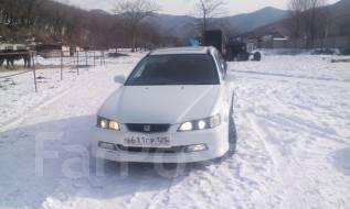 Honda Accord. автомат, 4wd, 2.3 (160 л.с.), бензин