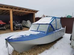 Казанка-2М. Год: 2012 год, длина 5,00м., двигатель подвесной, 55,00л.с., бензин