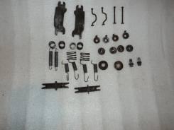 Механизм стояночного тормоза. Toyota Cresta, JZX100 Toyota Mark II, JZX100 Toyota Chaser, JZX100