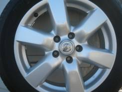 Nissan X-Trail. 6.5x17, 5x114.30, ET45