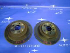 Диск тормозной. Subaru Legacy B4, BE9, BEE, BE5 Subaru Legacy Lancaster, BHE, BH9 Subaru Legacy, BHE, BEE, BH5, BE5, BH9, BE9 Subaru Legacy Wagon, BH5...