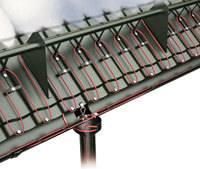 Защита крыш от сосулек - электрический обогрев