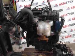 Двигатель. Kia Carens Hyundai Santa Fe Двигатель D4EA