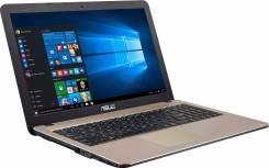 """Asus. 15.6"""", 1,6ГГц, ОЗУ 4096 Мб, диск 500 Гб, WiFi, Bluetooth"""