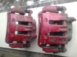 Суппорт тормозной. Nissan Skyline, ER32, ER34, HR34, HR33, FR32, ECR32, HCR32, HNR32 Двигатели: RB20DE, RB20D, RB20E, RB25DE, RB20DT, CA18I