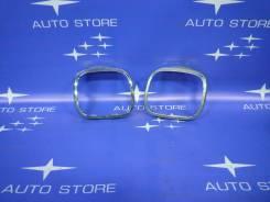 Ободок противотуманной фары. Subaru Forester, SF5, SF9 Двигатели: EJ202, EJ205, EJ25, EJ20G, EJ20J, EJ254, EJ201, EJ20