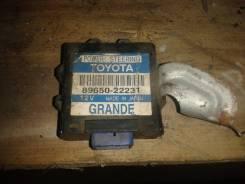 Блок управления рулевой рейкой. Toyota Cresta, JZX100, JZX101, JZX105 Toyota Mark II, JZX105, JZX100, JZX101 Toyota Chaser, JZX105, JZX101, JZX100 Дви...