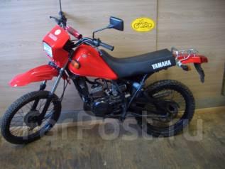 Yamaha DT50. 50 куб. см., исправен, без птс, без пробега