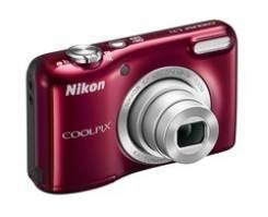 Nikon Coolpix L31. 15 - 19.9 Мп, зум: 5х