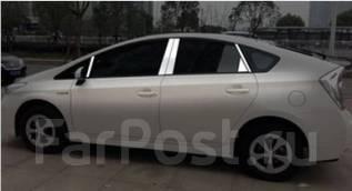 Накладка на стойку. Toyota Prius, ZVW30. Под заказ