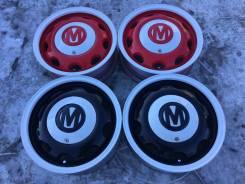 Crimson. 5.0x14, 4x100.00, 4x110.00, ET35, ЦО 66,0мм.