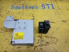 Коробка для блока efi. Subaru Impreza WRX STI, GDB Двигатель EJ207