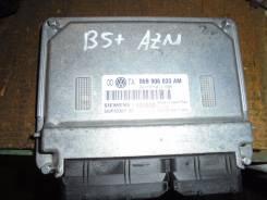 Блок управления двс. Volkswagen Passat Двигатель AZM