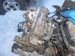 Блок цилиндров. Nissan Atlas Двигатель FD42