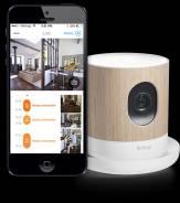 Беспроводная камера видеонаблюдения Withings Home с датчиком воздуха
