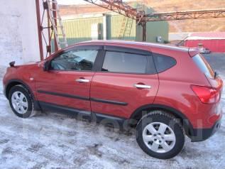 Nissan Dualis. вариатор, 4wd, 2.0 (137 л.с.), бензин, 120 000 тыс. км