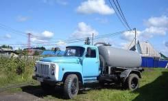ГАЗ 53. Ассенизатор машина