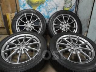 Продам Стильные колёса Enkei Odyssey+Лето 215/55R17. 7.0x17 5x114.30 ET55