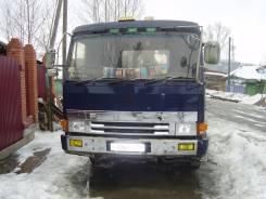 Mitsubishi Fuso. Продается бортовой грузовик с манипулятором , 3 500 куб. см., 12 000 кг.