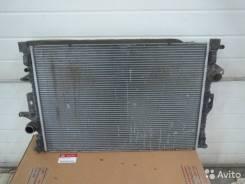 Радиатор охлаждения двигателя. Пелец Ровер