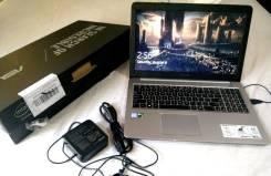 "Asus K501UX. 15.6"", 2,3ГГц, ОЗУ 6144 МБ, диск 1 000 Гб, WiFi, Bluetooth, аккумулятор на 12 ч."