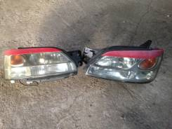Фара. Subaru Legacy, BHC, BES, BH5, BHE, BE5, BEE, BH9, BE9