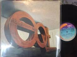 БЛЮЗ РОК! Эрик Квинси Тэйт / Eric Quincy Tate - EQT - 1975 JP LP Promo